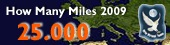How Many Miles 2009 - Tra 25.000 e 50.000 nm